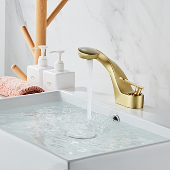 Basin Faucet Bathroom Sink Faucet Basin Oil Rubbed Bronze Faucet Mixer Single Handle Hole Deck Wash Hot Cold Mixer Tap Crane 8