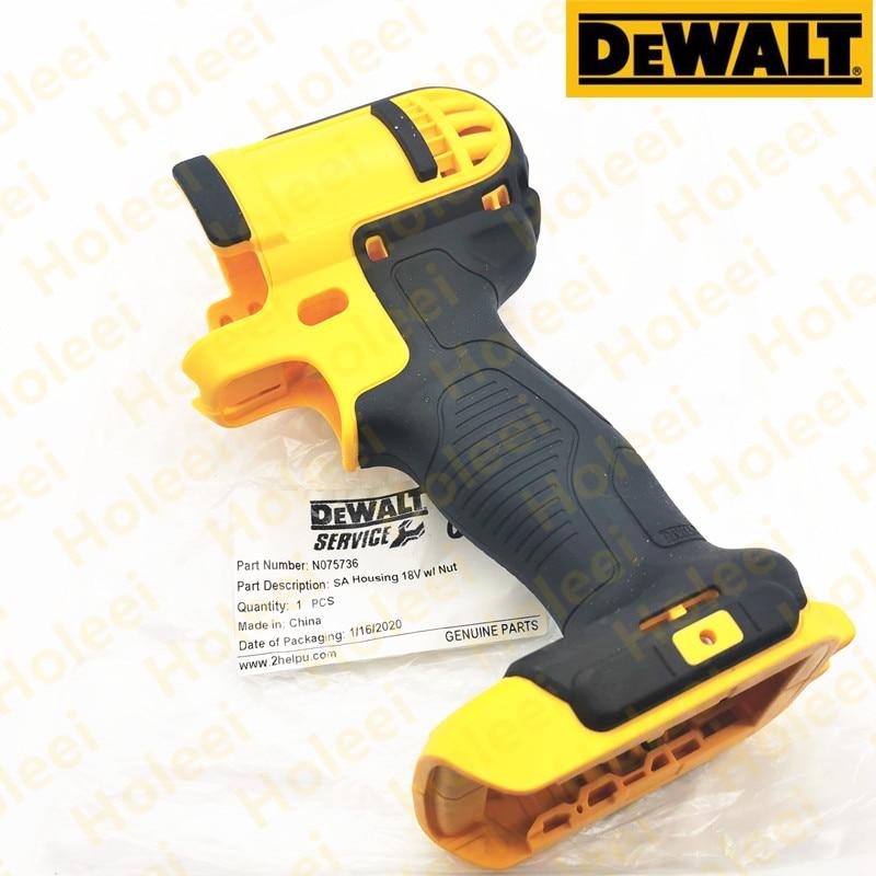 CLAMSHELL Shell Case For DeWALT N391695 N075736 DCF885L2 DCF885C2 DCF885 DCF880 DCF885L2 DCF880H2 DCF885N
