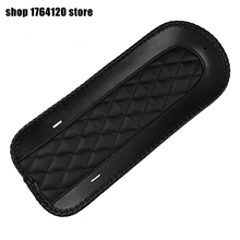 Motorcycle Black Rear Fender Bib Cover For Harley Touring Electra Glide Road King 2008-2017 2018 For Solo Seat