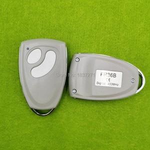 Image 1 - original remote control  FR36B FR36A for foresee FR38 FR46 F 600 F 700G F 500B F 550M/G F 500G F 500M F 500G+ door Garage gate
