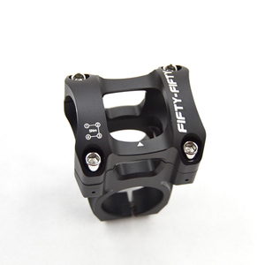 Image 5 - 5050 FIFTY FIFTY Bicycle Stem Riser MTB 31.8*35mm/50mm Road Mountain Bike Stem Aluminum Alloy Bicycle Parts Cycling Accessories