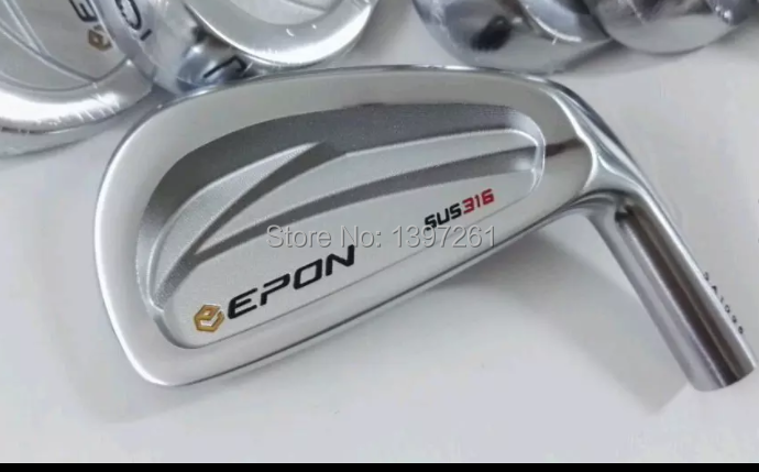 Golf Sus316 Golf Irons Head 4-P Clubs Irons Set No Shaft  Golf Club Free Shipping