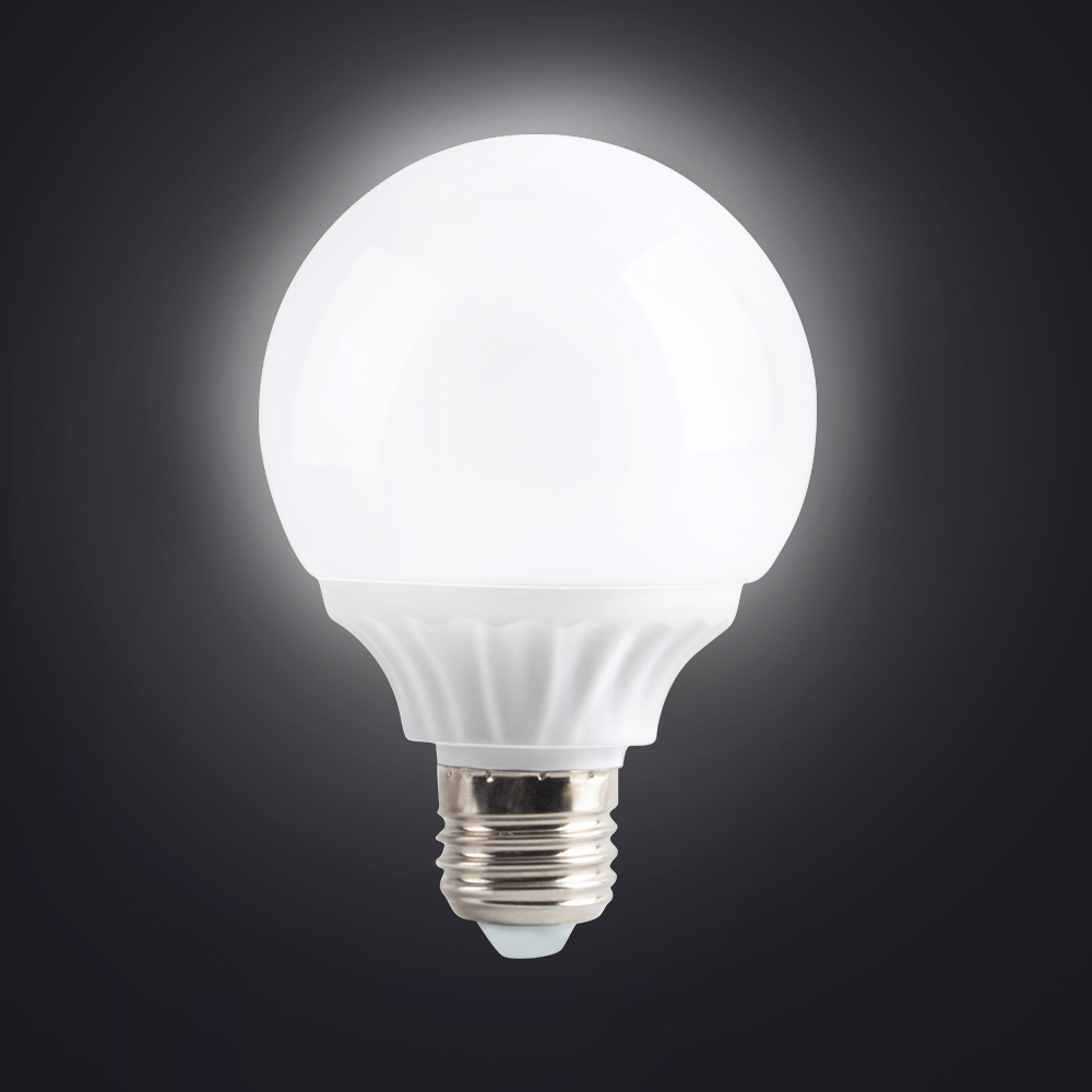 G80 LED Bulb E27 Global Light  5W 7W Cool White Warm White 110V 220V Energy Saving LED Lamp Super Bright Led Bulb Lamps