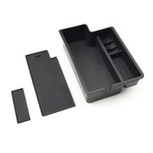 For Mitsubishi ASX armrest box storage box ASX interior modification special multifunctional armrest box glove box наклейка боковая серебристая логотип asx mitsubishi mz314457 для mitsubishi asx 2016