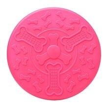 18 см забавная игрушка игрушечный летающий диск идеально дисковая игрушка для дрессировки собак метания Поймать игры N7MD