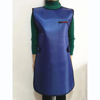 Safety Clothing 0.35/0.5mmpb X ray protection apron, Lead rubber apron,Clinic and factory Y ray and X Ray shielding clothes