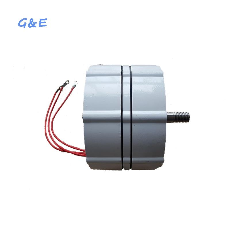 800W PMG Generator AC 24V 48V Permanent Magnet Alternator