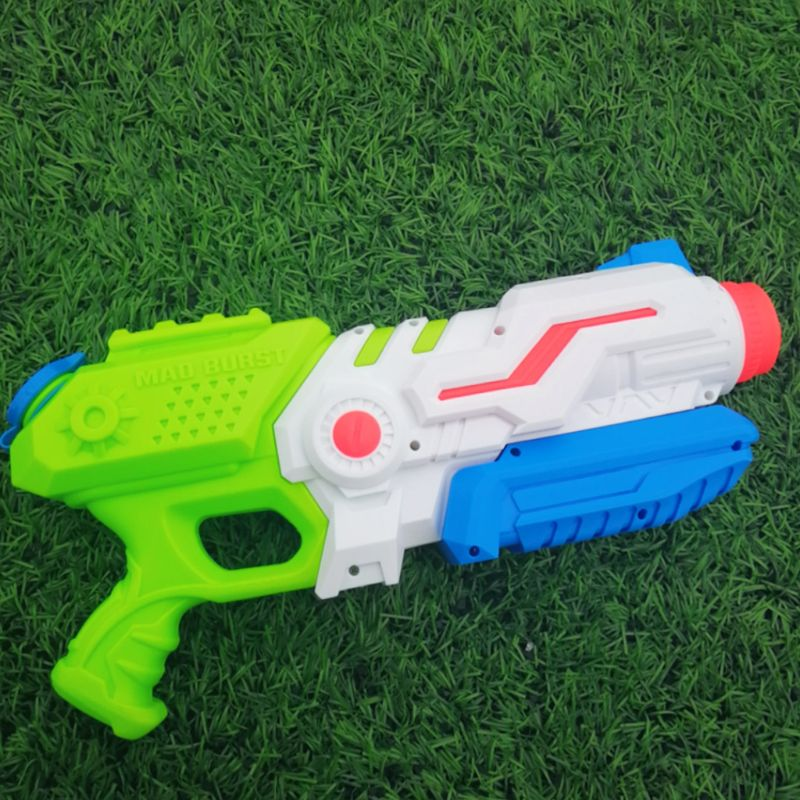 Large Capacity Water Gun Long Range Super Soaker Squirt Gun Kids Bath Beach Toy R7RB
