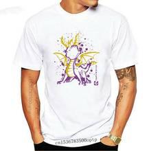 Spyro Die Drachen 80 & Retro Gaming T-Shirt Männer & Spiel T Hemd