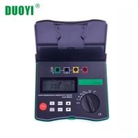 Duoyi DY4300 Digitale Earthresistance Tester