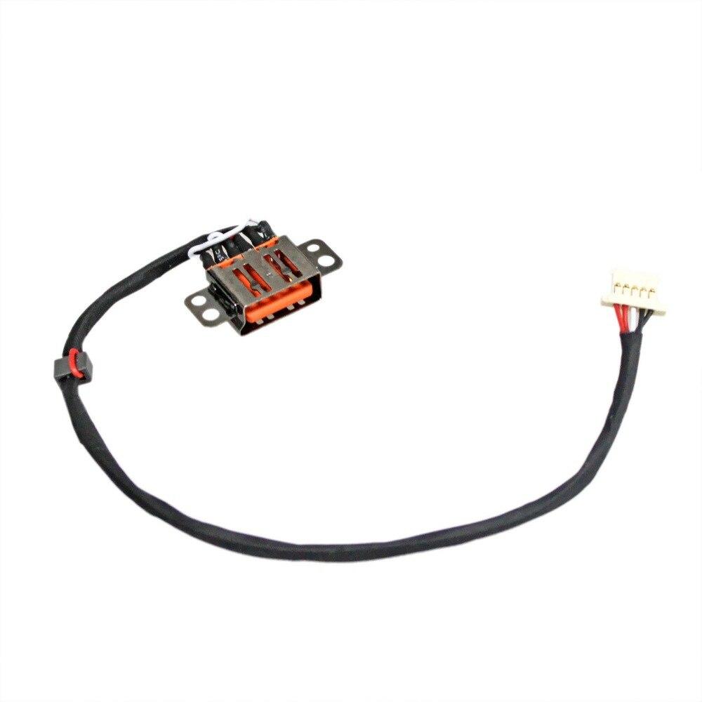 Оригинал для Lenovo IdeaPad 700S-14ISK кабель питания dc jack DC30100XK00