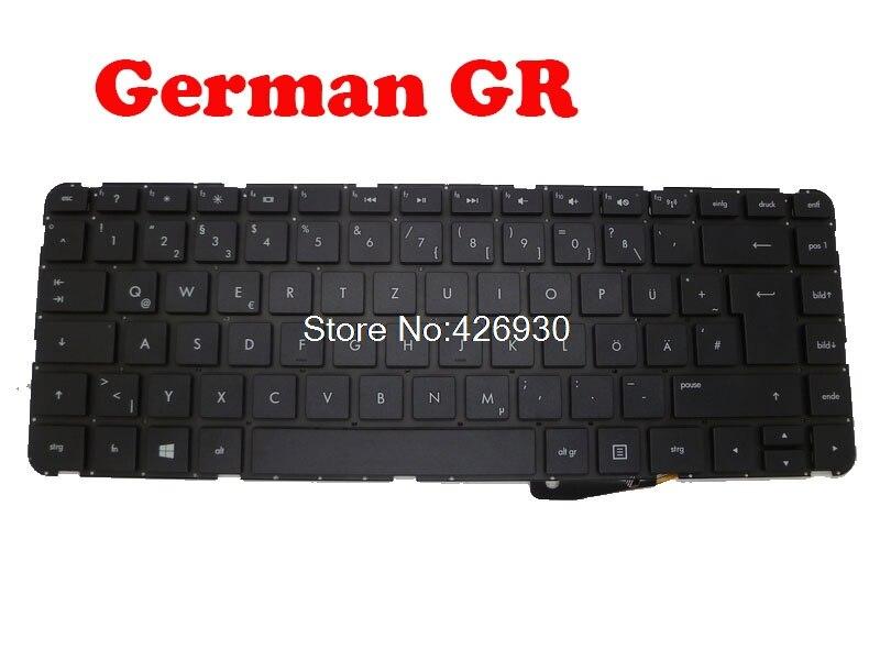 US Keyboard For HP 14z-b000 14-b124us 14-b150us 14-b170us 14-b017nr 14-b019us