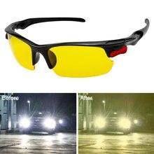 Автомобильные очки ночного видения с поляризацией и защитой