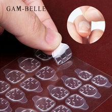 Прозрачные двухсторонние клейкие ленты am belle 240 шт/лот стикеры