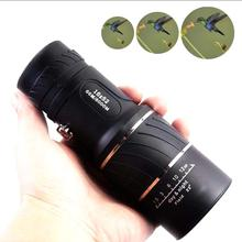 Dual Focus Telescope 16x52 High Power HD Optical Hunting Telescope Low-light-level Night Vision 40DC18