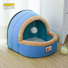 CAWAYI KENNEL Dog Pet House Bed for Dogs Cats Small Animals Products Cama Perro Hondenmand Panier Chien Legowisko Dla Psa
