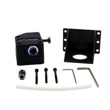 цена на Extruder BMG extruder  Cloned Btech Dual Drive Extruder for 3d printer High performance for 3D printer MK8