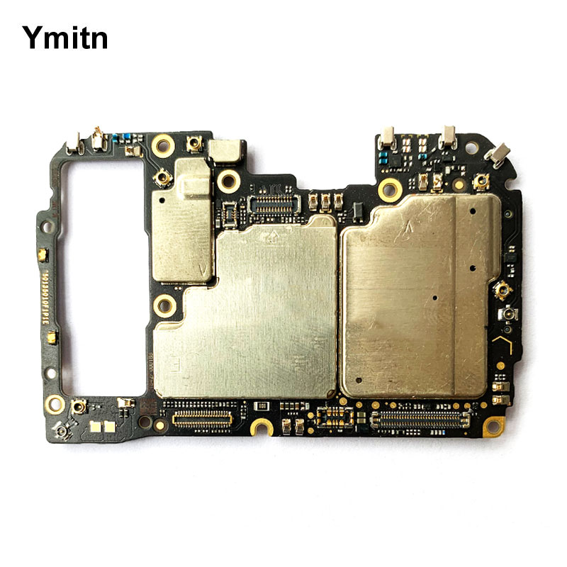 Ymitn Unlocked Main Mobile Board Mainboard Motherboard With Chips Circuits Flex Cable For Xiaomi 9 Mi9 M9 Mi 9 Globle ROM