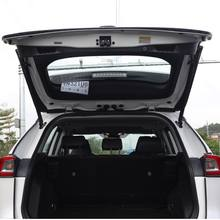 Electric Tailgate Lift For Toyota RAV4 Allows You To Easily Control The Trunk Making It Silent Installed In Place