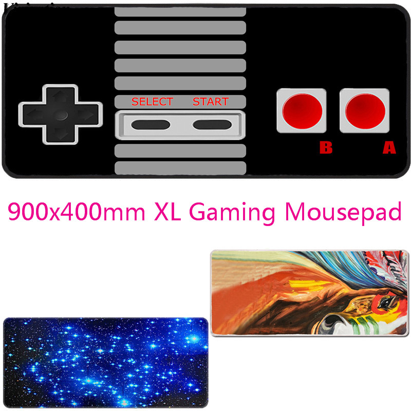 Casual 90x40cm XL Rubber Soft Computer Gaming Mousepad For League Of Legends Dota Starling Game Mousepad Hot Keyboard Mouse Pad
