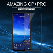 10Piece/lot For Huawei Nova 5i pro Tempered Glass NILLKIN Full Coverage Anti-Explosion Tempered Glass Screen Protector CP+ pro стоимость