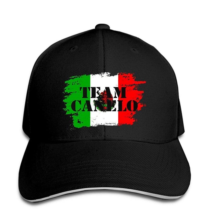Saul Alvarez Team Canelo Sportstyle Leisure Fashion Men Baseball Cap for Men Snapback Cap Women Hat Peaked
