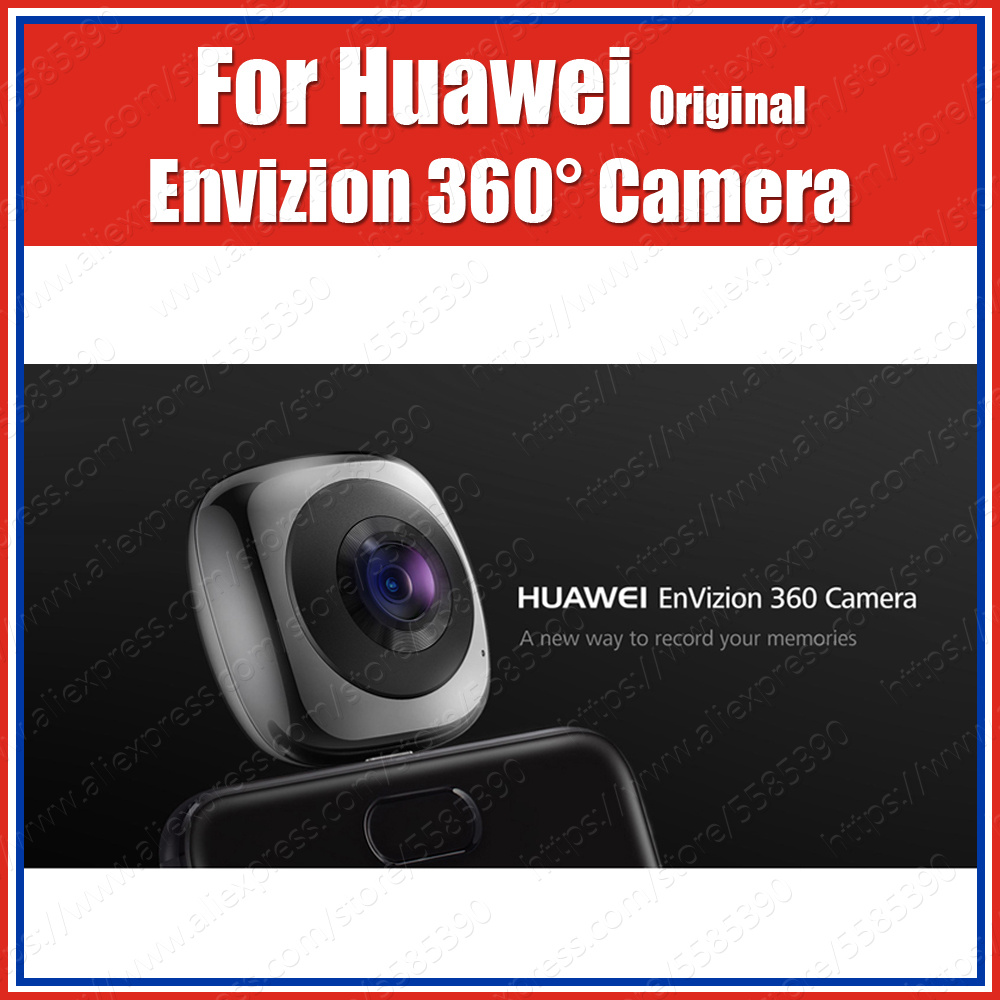 CV60 оригинальная HUAWEI EnVizion 360 камера подходит для Mate30 Pro P30 Pro Mate20 Pro панорамная камера объектив hd 3D живая Спортивная камера