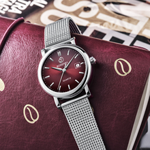 Women Watches Top Brand Luxury Swiss Quartz Movement Stainle