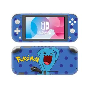 Image 4 - Pokemon Go Pikachu Skin Sticker Decal For Nintendo Switch Lite Console and Controller Protector Joy con Switch Lite Skin Sticker