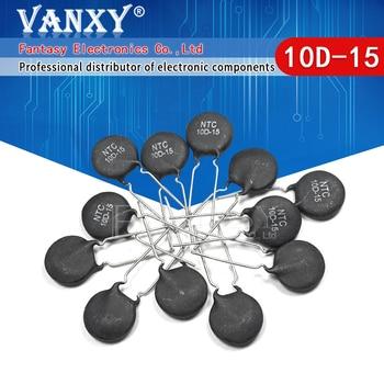 10pcs Thermal Resistor  NTC 5D-11 10D-9 10D-11 47D-15 10D-20 10D-13 8D-11 10D-15 5D-15 10D-7 MF11-103 33D-7 8D-20 20D-20 5D-9 - sale item Passive Components