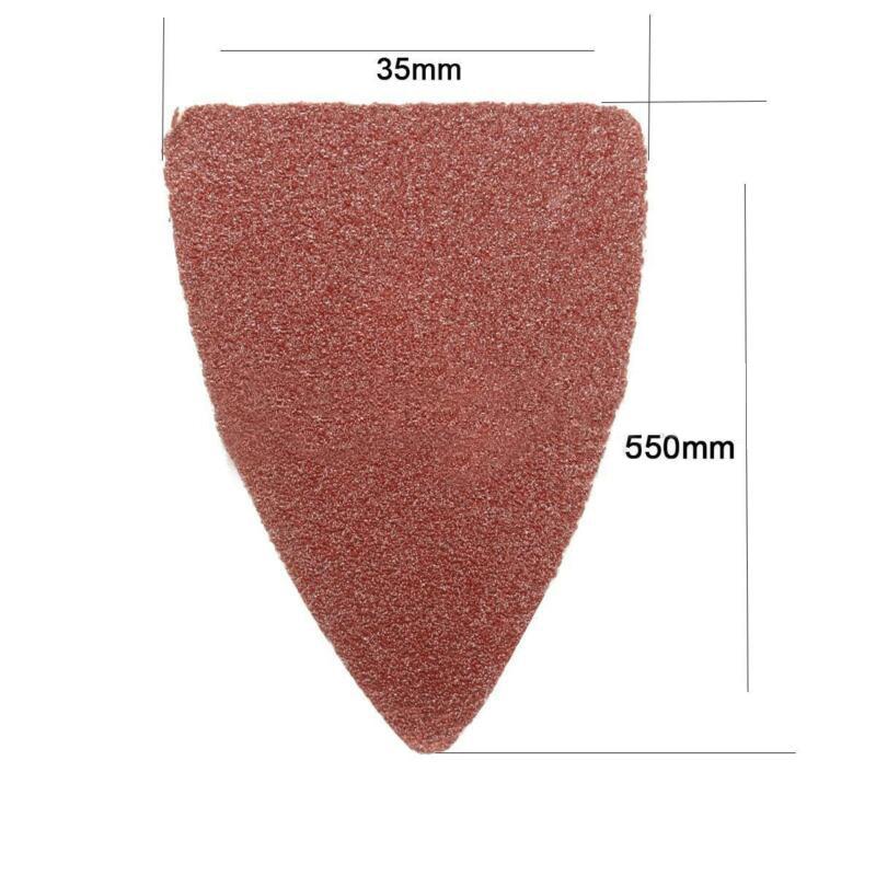 51pcs Sanding Paper Multi-tool Accessories For Bosch Multi-X Craftsman