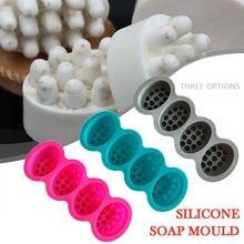 Силиконовая Массажная форма для мыла терапевтические инструменты