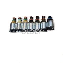 Oryginalna automatyczna skrzynia biegów zawór elektromagnetyczny 6T40E nowy zawór elektromagnetyczny dla Buick dla chevroleta