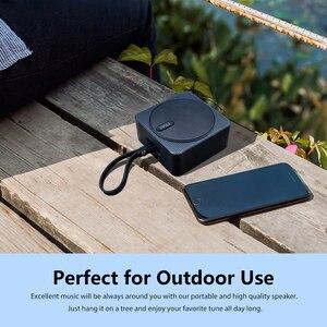 Image 5 - ZAPET C2 Открытый Мини Bluetooth динамик IPX6 Водонепроницаемый портативный динамик с микрофоном бас стерео колонки для iphone xiaomi телефон