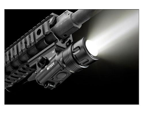 Airsoft light M720V Tactical Flashlight Strobe Version Tactical Gun Light Weapon Light GZ150069