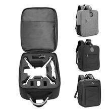 Su geçirmez saklama çantası Drone çantası Xiaomi A3/FIMI Drone aksesuarları taşınabilir omuz çantası açık sırt çantası