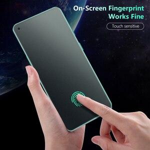 Image 5 - CHYI opaca Idrogel pellicola per oneplus 7t 8 7 pro protezione dello schermo morbido pellicola Curvo per uno più 8t nord 7 6t non in vetro temperato