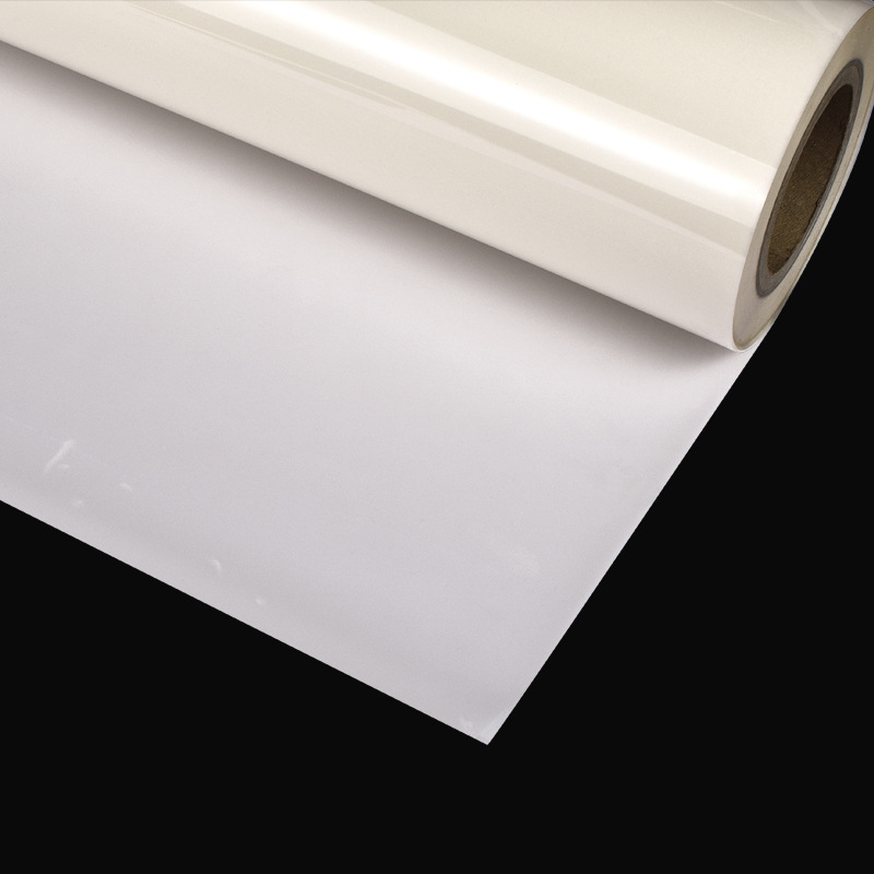Manufacturers Direct Selling Gray White Reflective Transfer Film Colorful Reflective Plant Beads Film Screen Printing Reflective