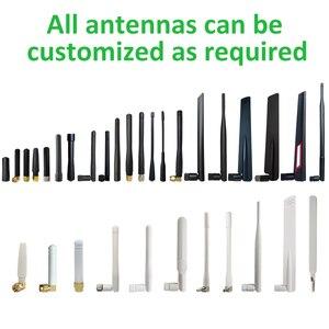 Image 5 - 5pcs 433 Mhz Antenna 5dBi SMA Maschio Connettore antenne 433 mhz bianco antena 433 m + 21 centimetri RP SMA SMA a Ufl/IPX di Estensione Della Treccia del Cavo