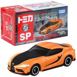 TOMICA cars 1/64  Fast & Furious GR Supra Collection of alloy car Christmas gifts for children