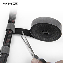 YKZ Cable Organizer Wire Winder Computer Cable Management Earphone Holder Mouse Cord Clip Protector for iPhone Micro USB Type C