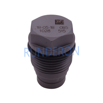 Válvula de alivio de presión del sistema de combustible CRP ronderon 1110010028 para bomba de inyección de Common Rail PLV PRV 1 110 010 028