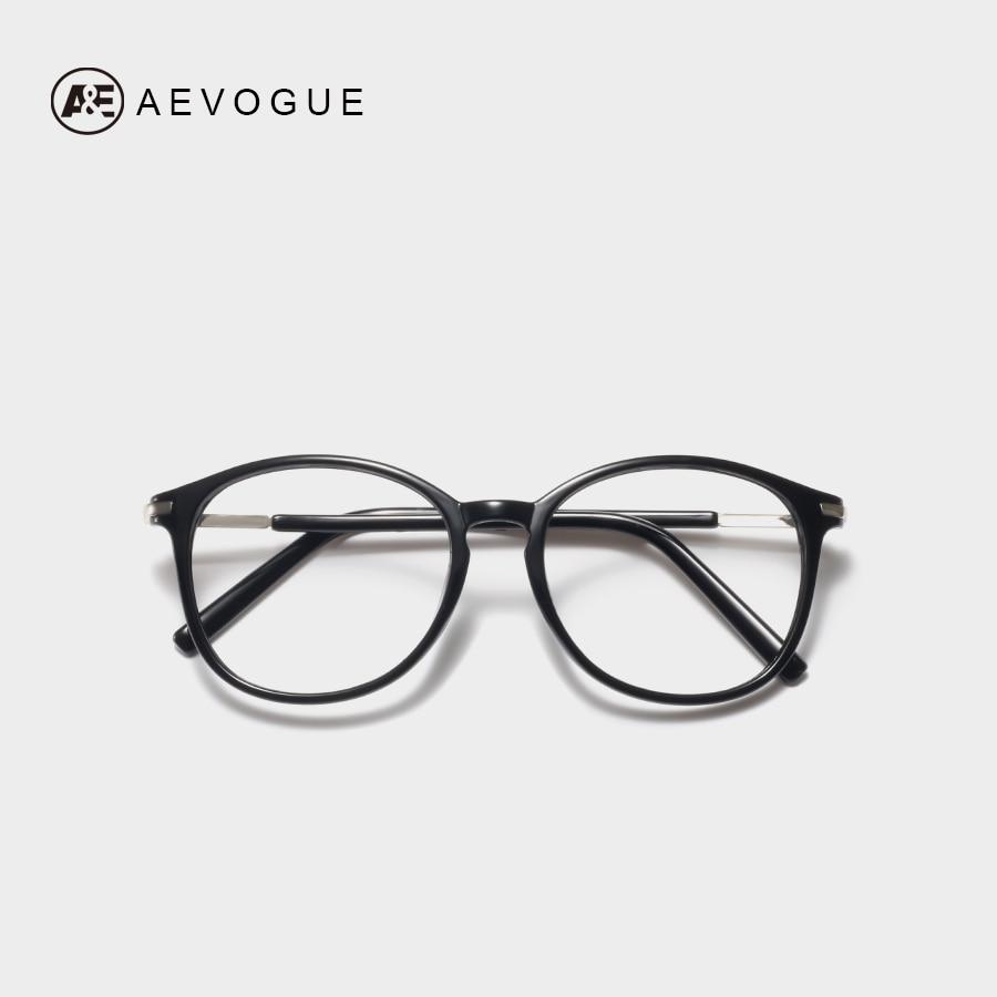 AEVOGUE очки оправа Женская Кошачий глаз оптическая оправа очки Ретро Прозрачная близорукость оправа Рецептурные очки унисекс AE0741|Женские очки кадры|   | АлиЭкспресс