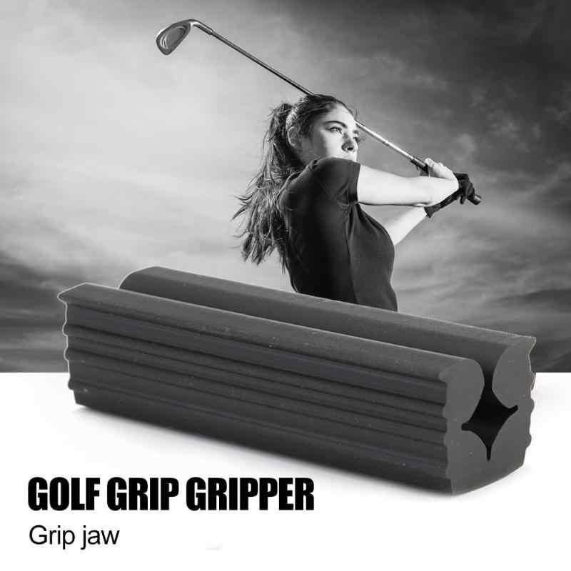 Plastik Golf Klub Praktek Pegangan Vise Klem Alat Pengganti Clamp Clamp Hiburan Outdoor Golf Aksesoris