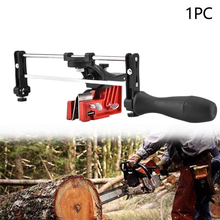 Durable Accessories Grinding Guide Replacement Chainsaw Tools Metal Garden Lawn Mower Universal File Chain Sharpener Manual