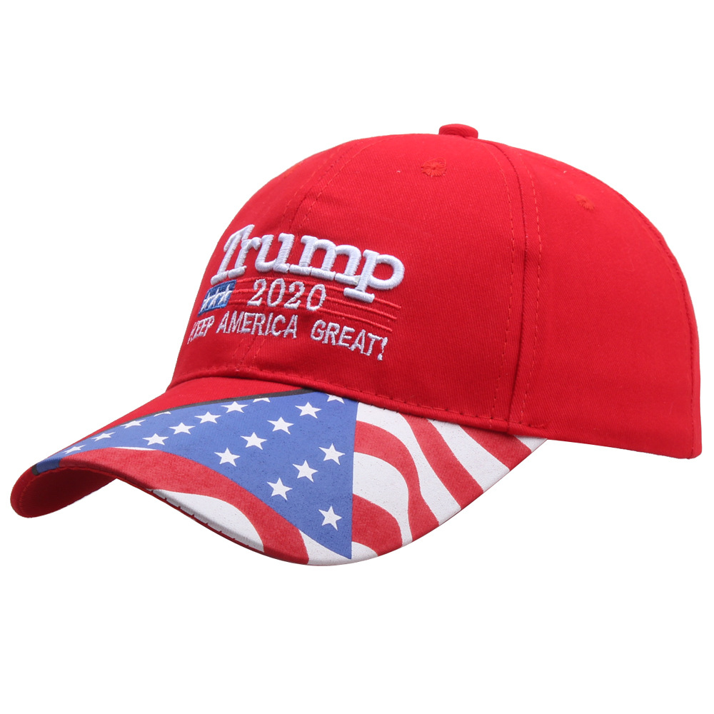 Donald Trump 2020 Keep Make America Great Cap President Election Hats SD Red New