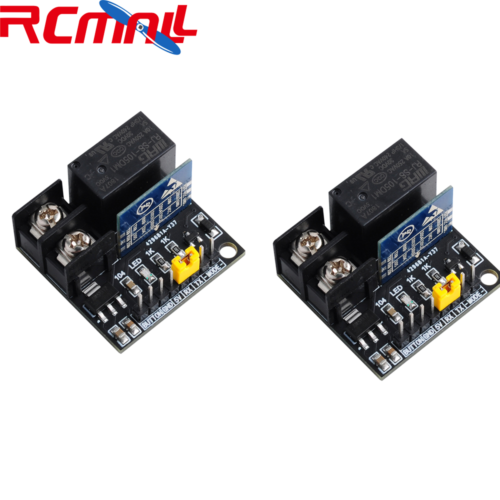 2pcs DoHome Smart Remote Control Switch Wifi Plug Voice Control Outlet 10A Relay Develpment Board 5V Work For Apple Homekit