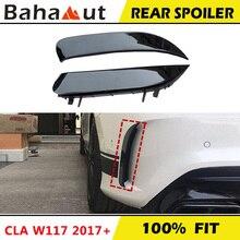 Side-Bumper-Spoiler Class-W117 CLA200 Rear Mercedes-Benz Blade Black Red for New Class-w117/Cla200/Cla250/..