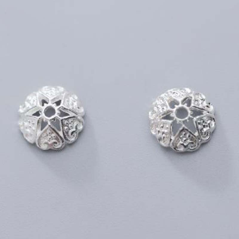 925 STERLING SILVER PLAIN ROUND TUBE BEADS SPACERS JEWELRY FINDINGS /_223