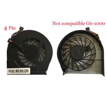 Wentylator chłodzący laptopa do HP Pavilion TPN-Q110 TPN-Q107 wentylator i kipo 4 piny tanie i dobre opinie OPQRS CN (pochodzenie) Chłodzony powietrzem Pojedyncze fanów Aluminium i tworzyw sztucznych